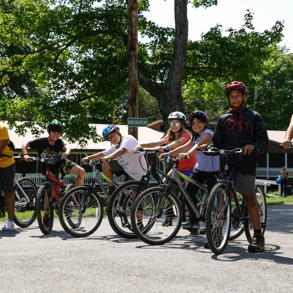 Explore Camp by Bike!