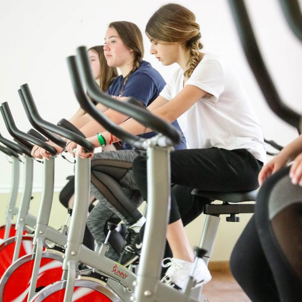 Spin in our Spin Studio